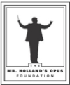 Mr Holland's Opus Foundation Logo