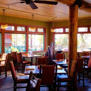 Anne Roos' Harp in Zephyr Cove Restaurant