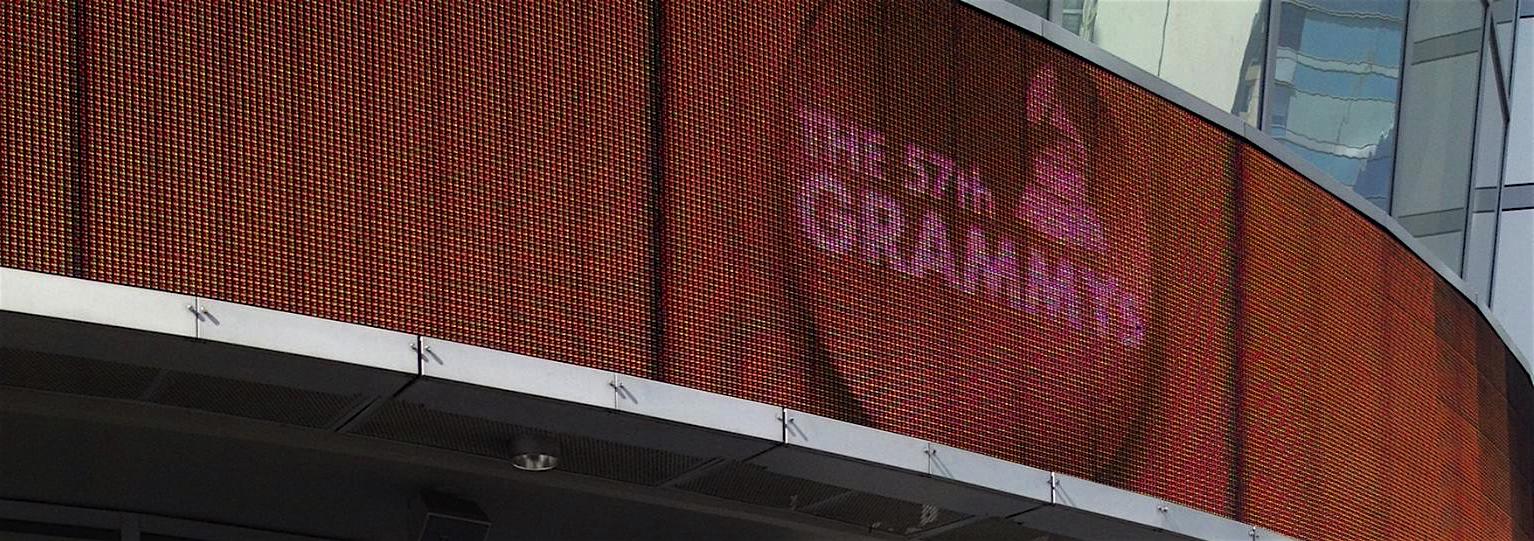 Grammy® Award Show Marquee