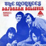 Album Cover for the Monkeys Daydream Believer