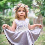 Wedding Flower Girl Dancing