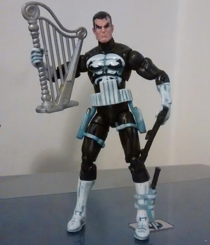 Harp Superhero