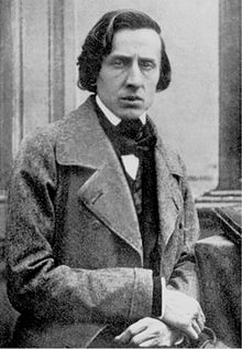 Pianist Frédéric Chopin (1810-1849)