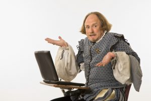Shakespeare with Computer